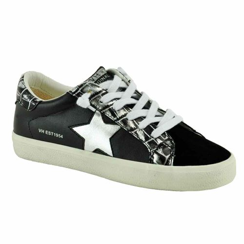 Patricia Leather Star Sneaker