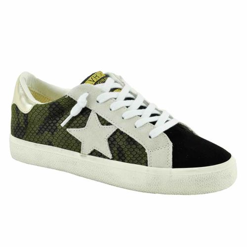 Persue Army Star Sneaker