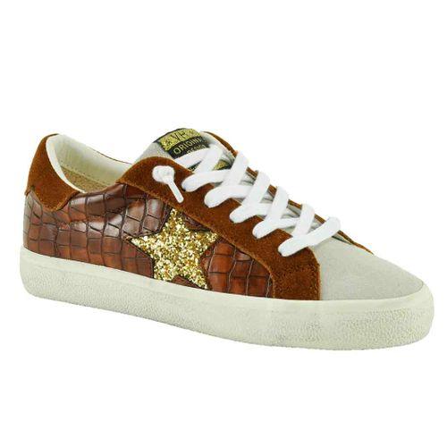 Punch Croc Suede Sneaker