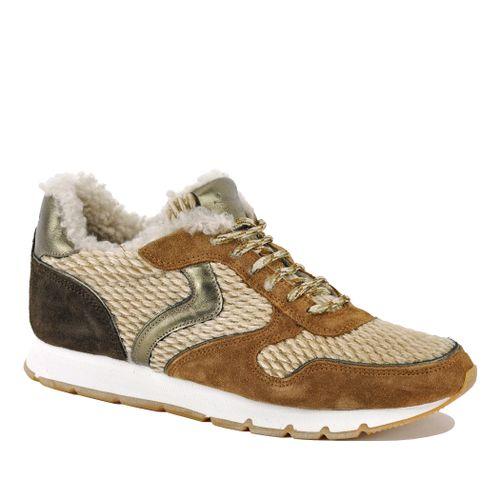 Julia Velour Velvet Sneaker