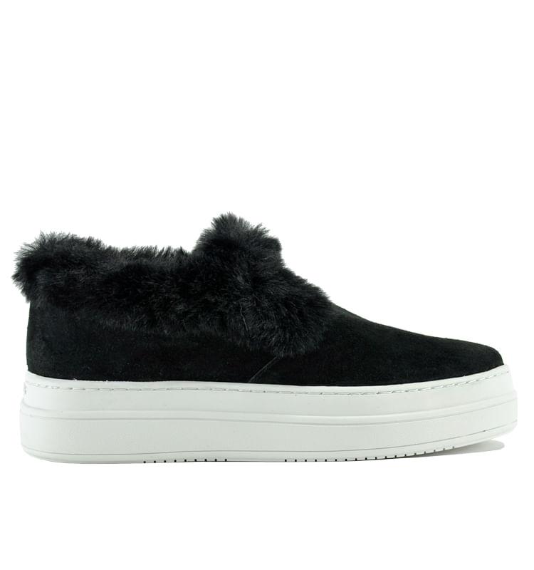 Neel-Suede-Fur-Slip-On-Sneaker-JSlides_Neel_Black_7-5Medium