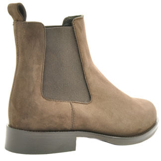 D8123-Suede-Ankle-Boot-35-Brown-2