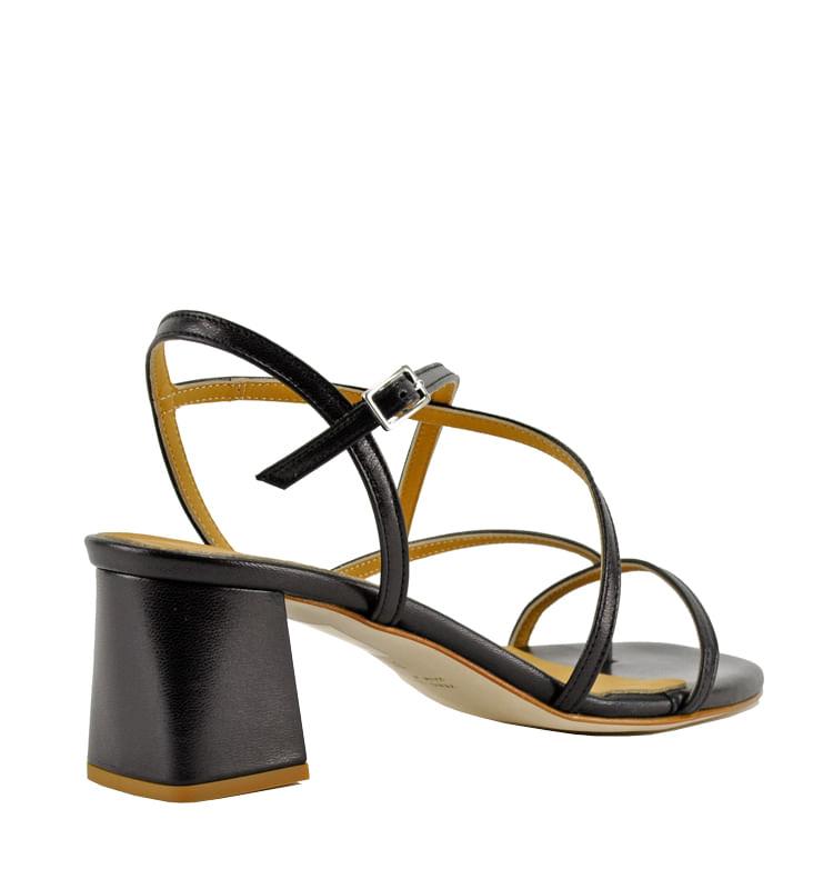 Fox-Leather-Block-Heel-Sandal-35-5-Black-2