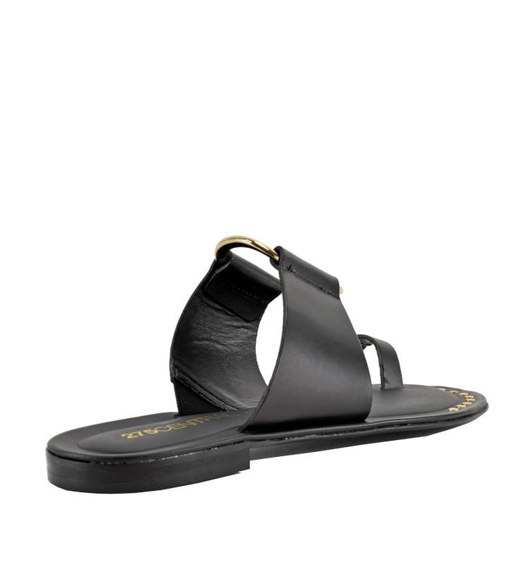 Pelech-Leather-Flat-Slide-36-Black-2