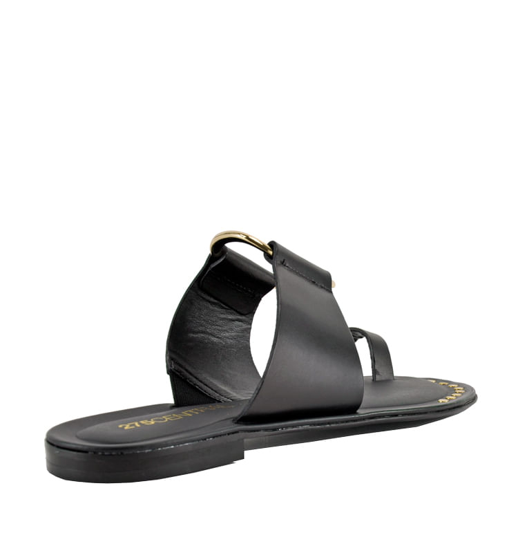 Pelech-Leather-Flat-Slide-36-Black-2