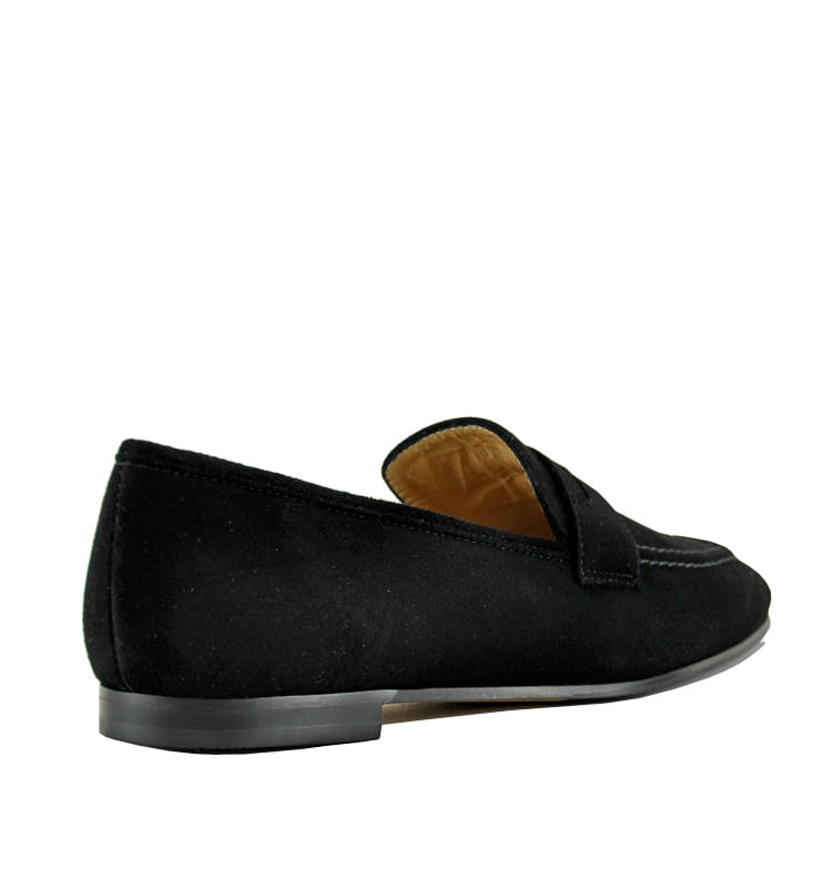 Peyton-Suede-Flat-Penny-Loafer-35-5-Black-2
