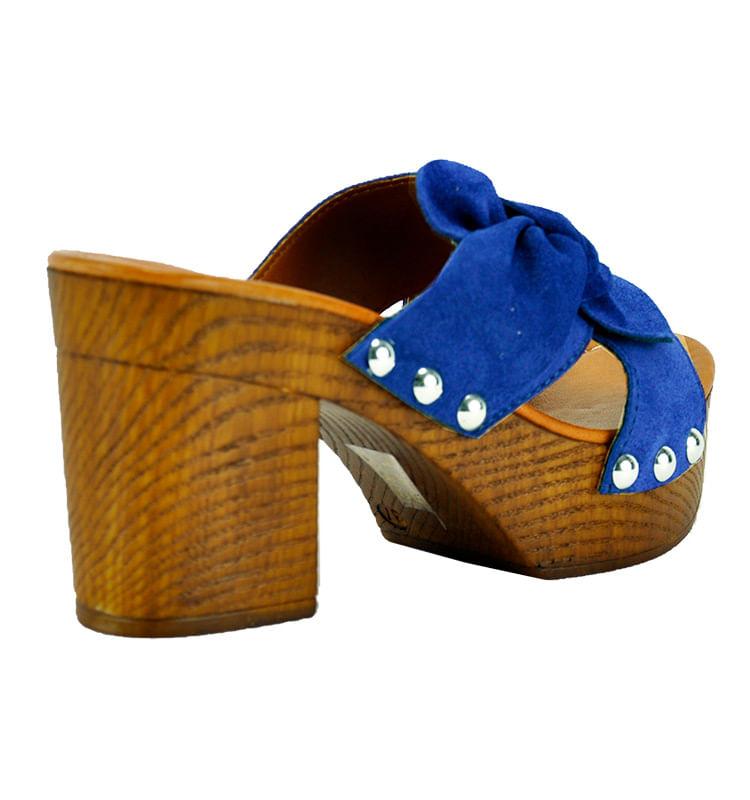 Sabrina-Suede-Wood-Heel-Slide-36-Navy-2