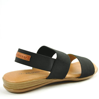 Nigella-Elastic-Double-Banded-Flat-6-Black-2