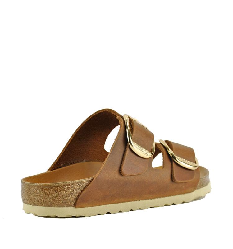 Arizona-1011073-Big-Buckle-Footbed-Slide-36-Cognac-2