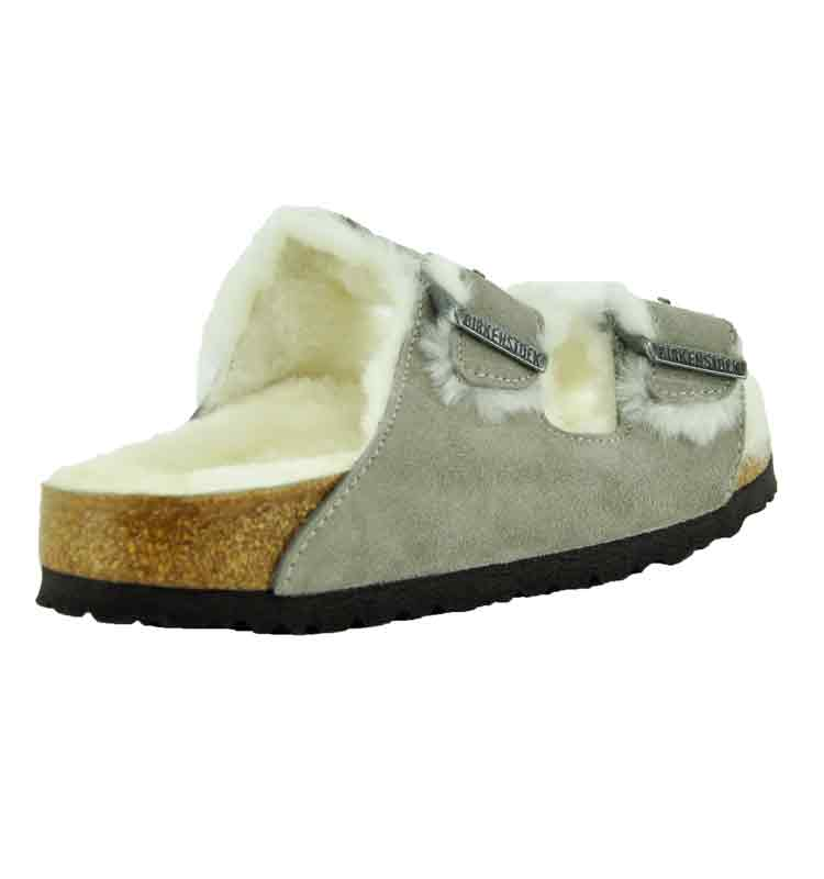 Arizona-Suede-Shearling-Slide-36-Stone-2