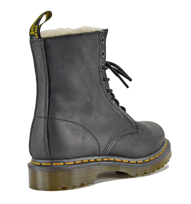 1460-Leather-Fur-Combat-Boot-10-Black-2