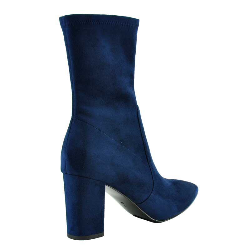 Istan-Stretch-Suede-Bootie-10-Navy-2