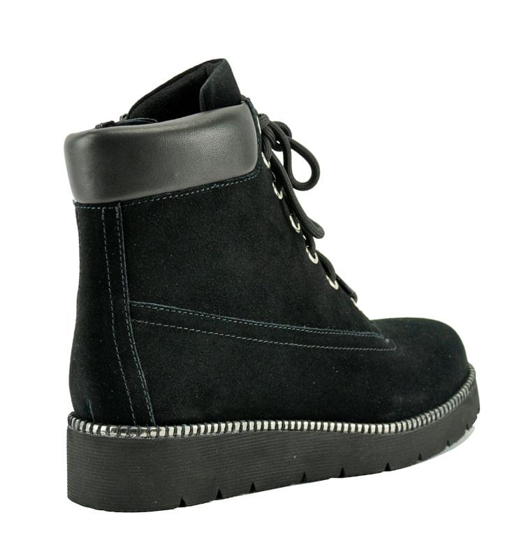 Zety-Suede-Tie-Bootie-10-Black-2