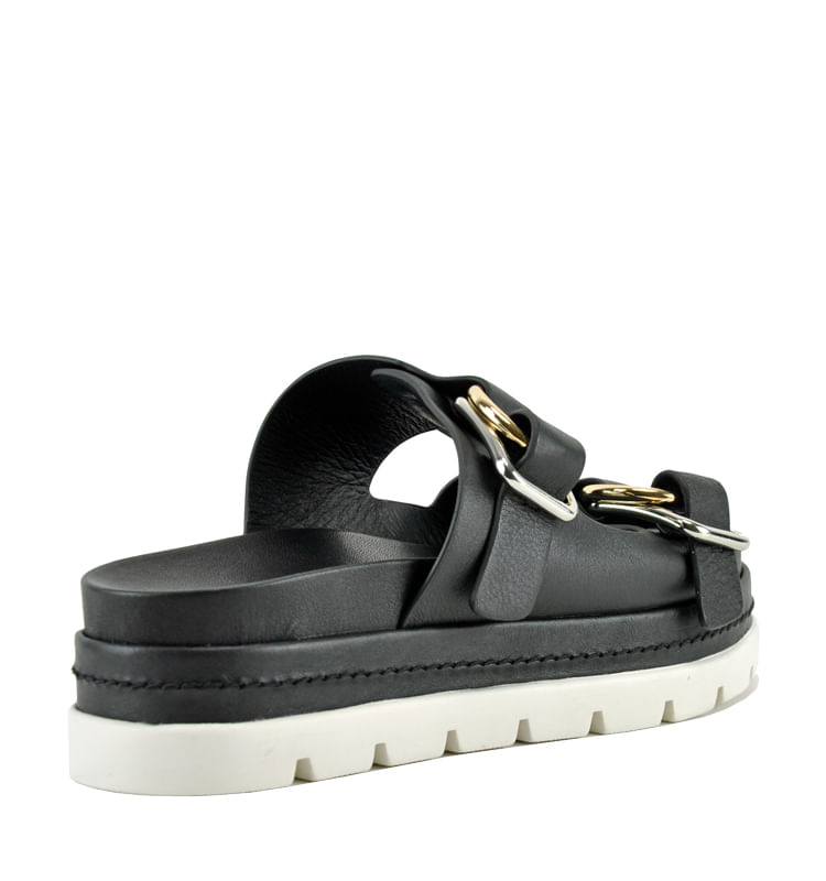 Baha-Leather-Double-Banded-Slide-6-5-Black-2