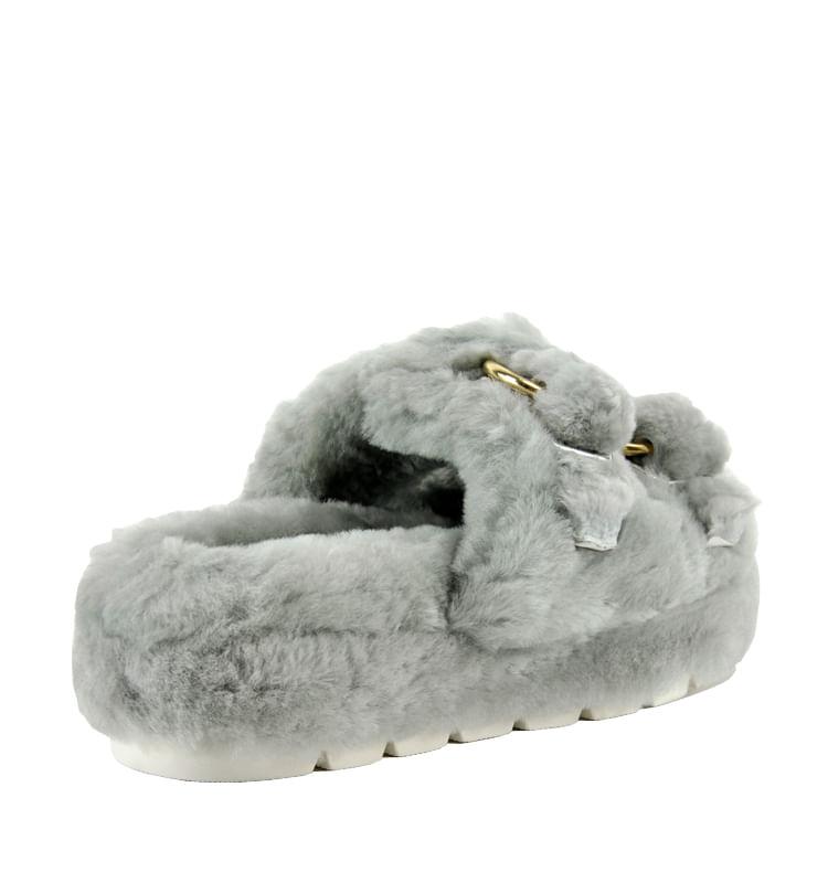 Brooke-Double-Banded-Fur-Slide-7-Grey-2