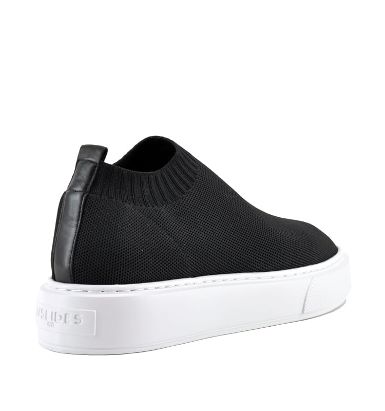 Daphne-Knit-Slip-On-Sneaker-10-Black-2