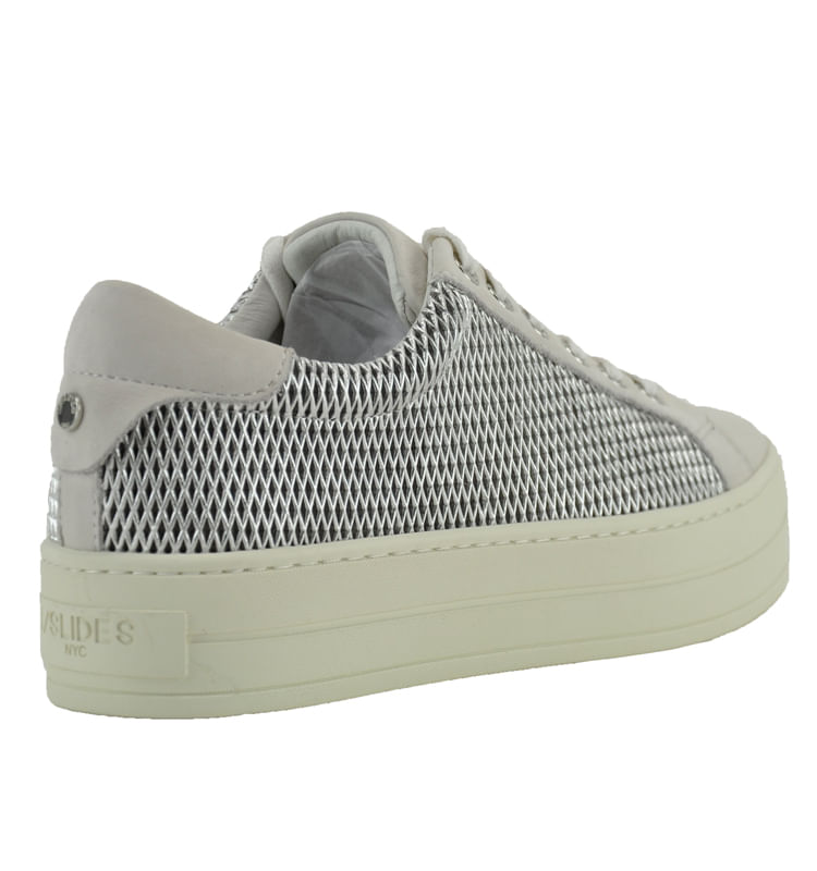 Hippie-Perferated-Low-Top-Sneaker-10-Silver-2