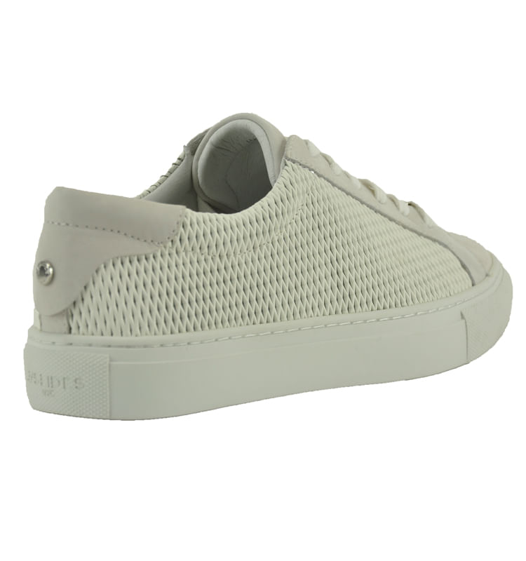 Lacee-Laser-Leather-Suede-Low-Top-Sneakers-6-5-White-2