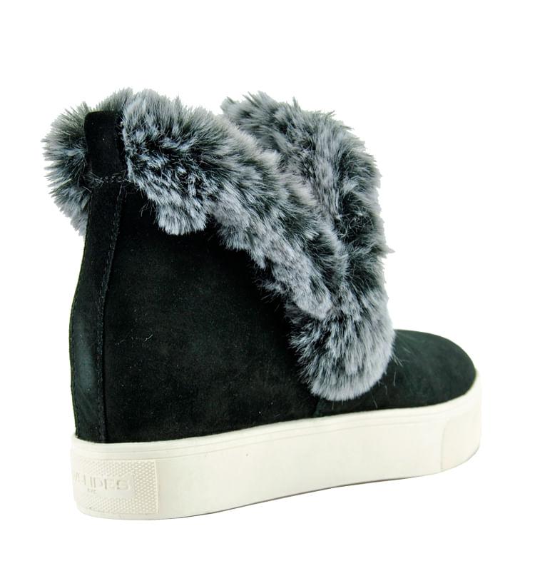 Sean-Weatherproof-Wedge-Sneaker-6-Black-2