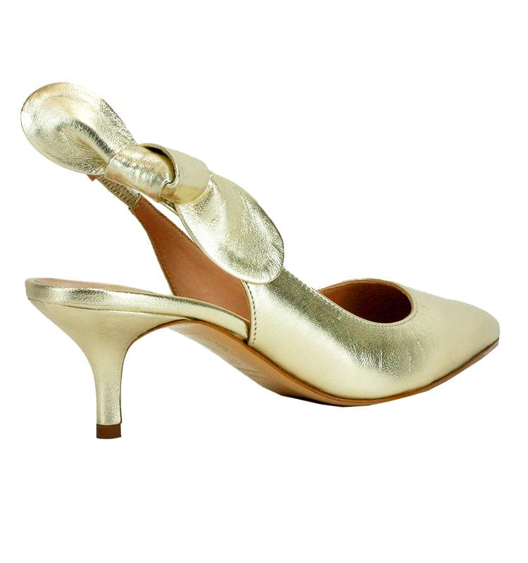 Dea-Metallic-Metallic-Leather-Kitten-Heel-35-5-Gold-2