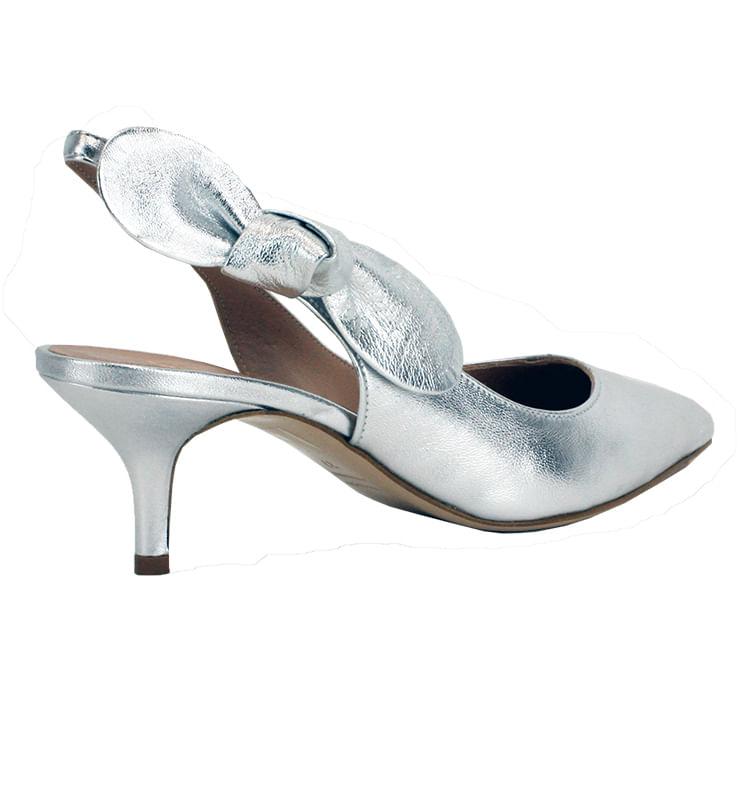 Dea-Metallic-Metallic-Leather-Kitten-Heel-35-5-Silver-2