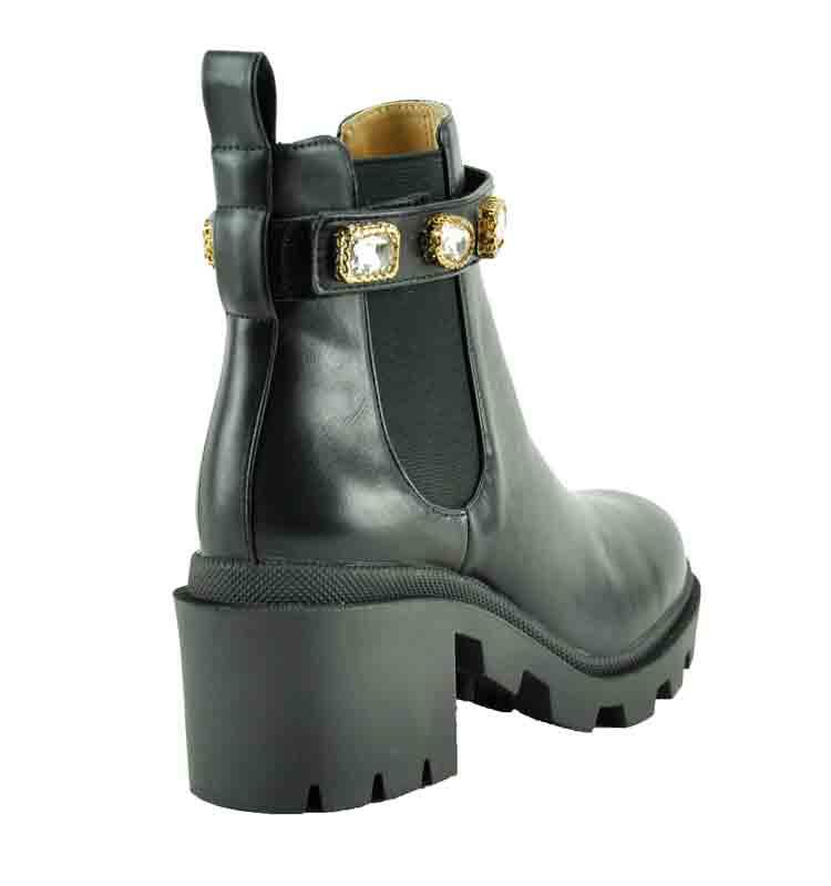 Amulet-Leather-Jeweled-Lug-Bootie-5-5-Black-2