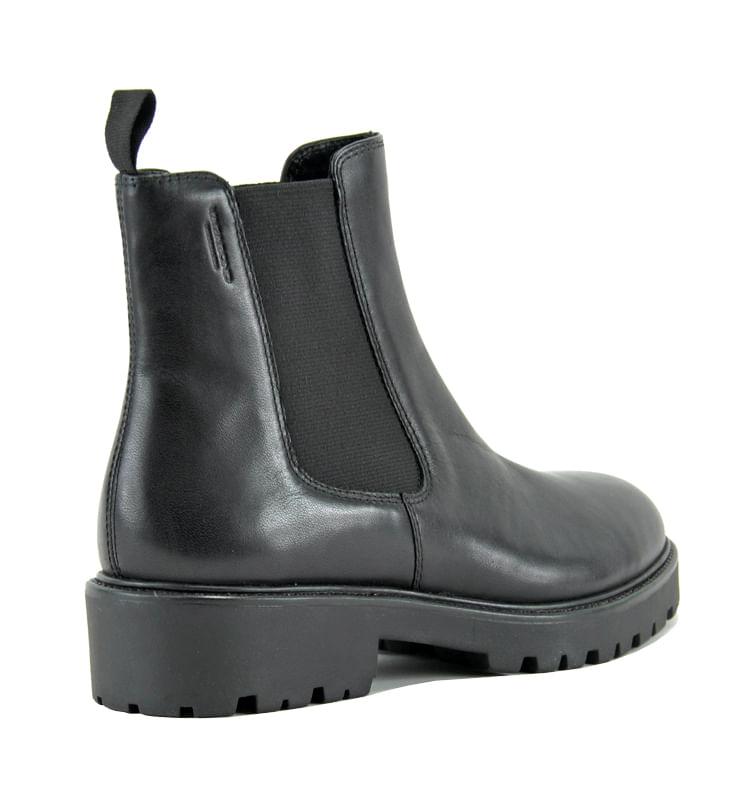 Kenova-Leather-Lug-Sole-Bootie-36-Black-2