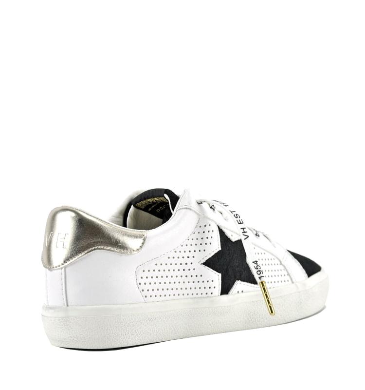 Gadol-Perforated-Star-Sneaker-5-5-Black-2