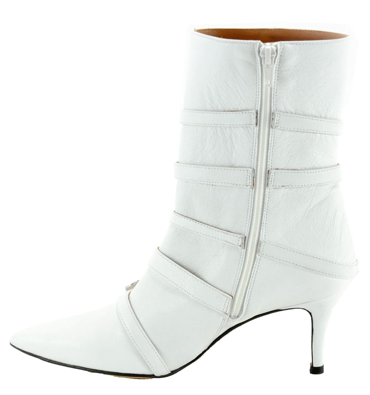5125-Leather-Heel-Bootie-37-White-3