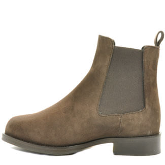 D8123-Suede-Ankle-Boot-35-Brown-3