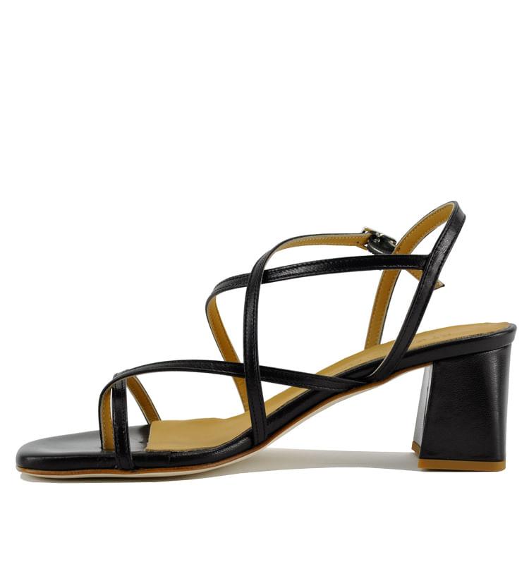 Fox-Leather-Block-Heel-Sandal-35-5-Black-3