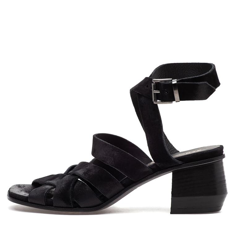 Libor-Suede-Heel-Sandal-35-Black-3