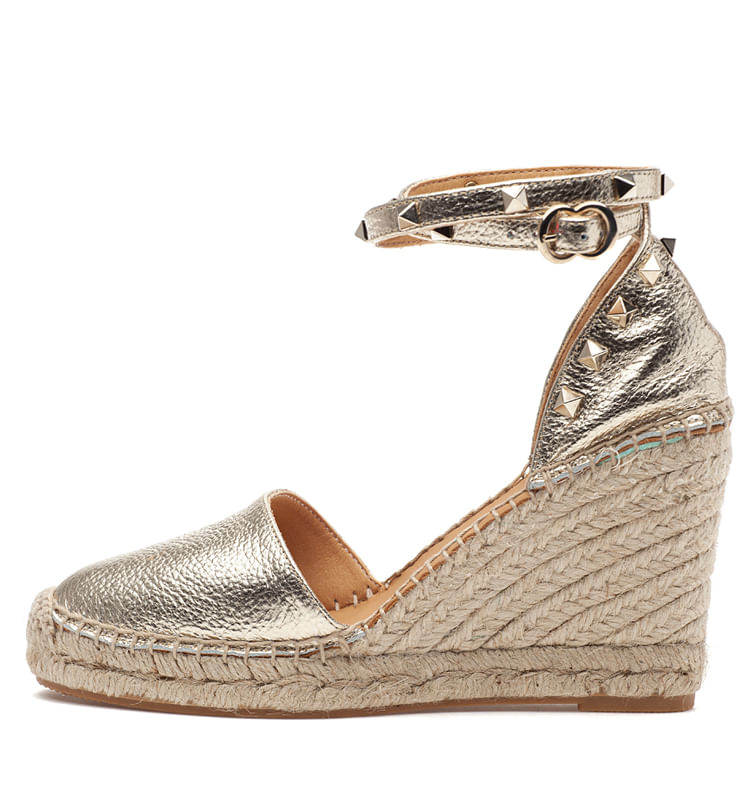 Michael-Leather-Wedge-Espadrille-37-Gold-3
