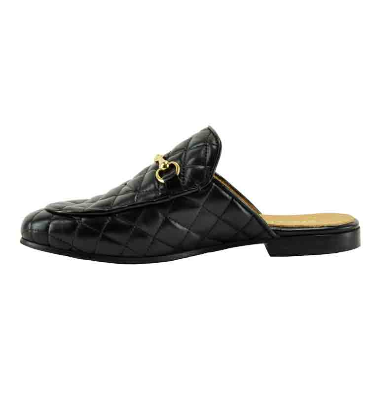 Palaceq-Leather-Mule-35-5-Black-3