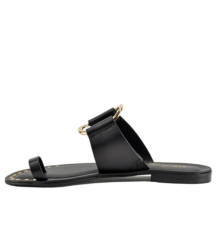 Pelech-Leather-Flat-Slide-36-Black-3