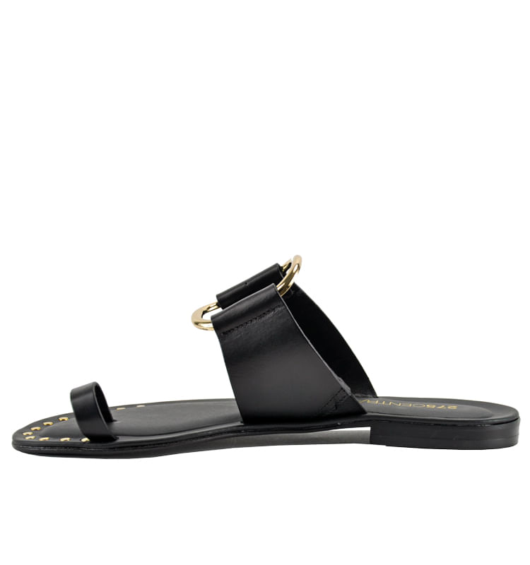 Pelech-Leather-Flat-Slide-36-Black-3