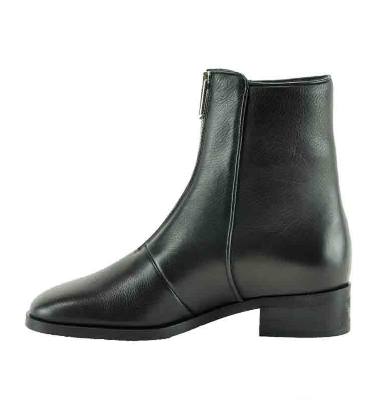 Tenley-Front-Zip-Ankle-Bootie-7-Black-3