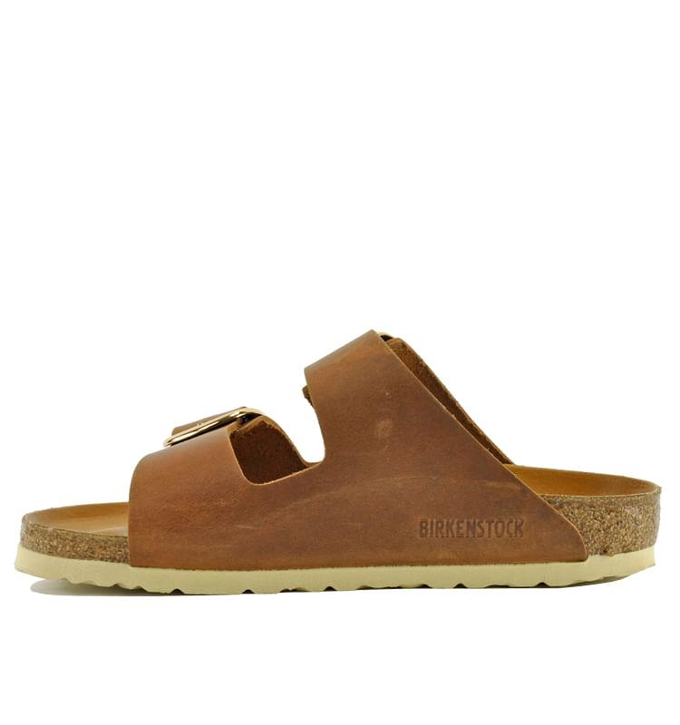 Arizona-1011073-Big-Buckle-Footbed-Slide-36-Cognac-3