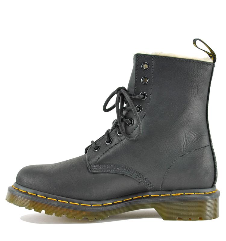 1460-Leather-Fur-Combat-Boot-10-Black-3