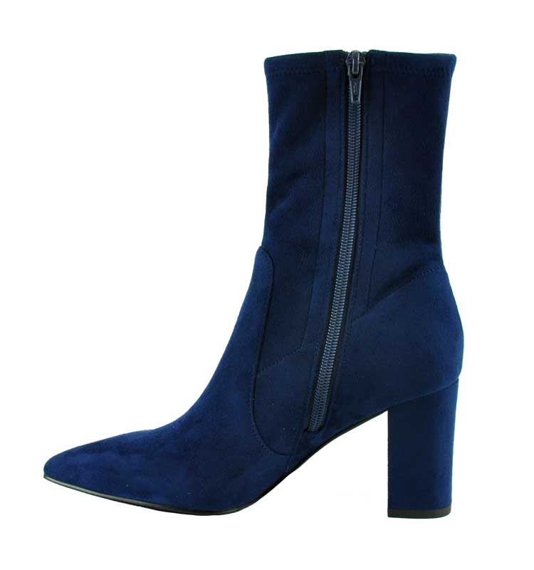 Istan-Stretch-Suede-Bootie-10-Navy-3