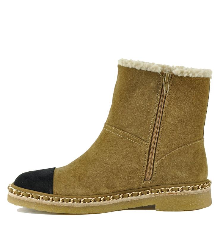 Kendal-Suede-Fur-Chain-Bootie-6-5-Camel-3