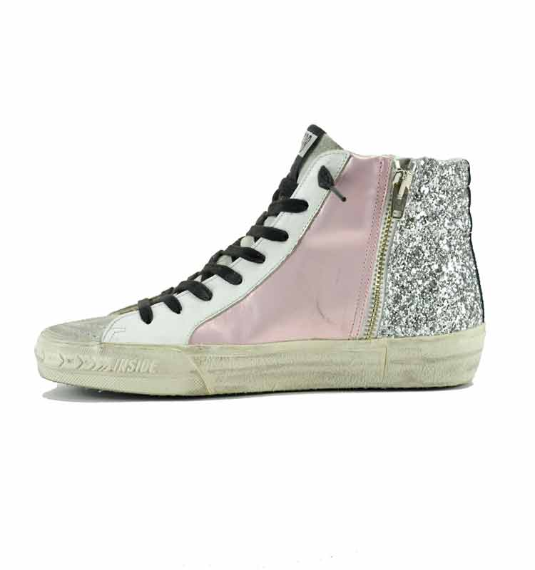 Slide-80241-Leather-High-Top-Sneaker-37-Pink-3