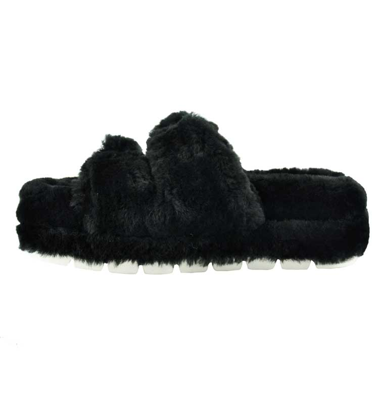 Brooke-Double-Banded-Fur-Slide-8-Black-3