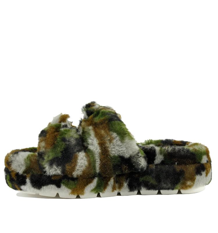 Brooke-Double-Banded-Fur-Slide-6-Camouflage-3