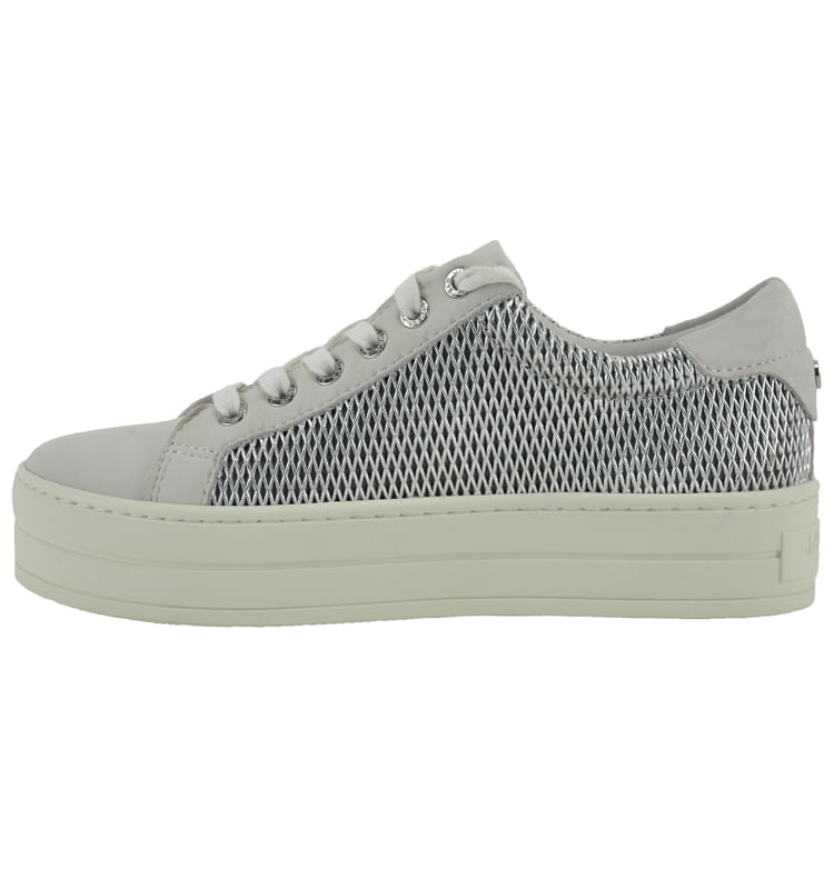 Hippie-Perferated-Low-Top-Sneaker-10-Silver-3