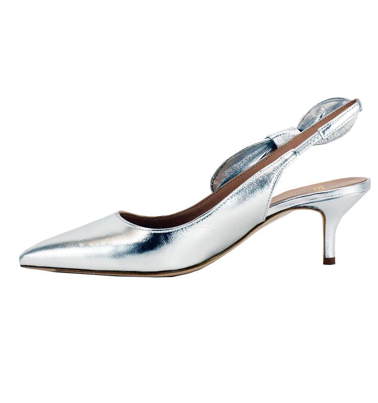 Dea-Metallic-Metallic-Leather-Kitten-Heel-35-5-Silver-3