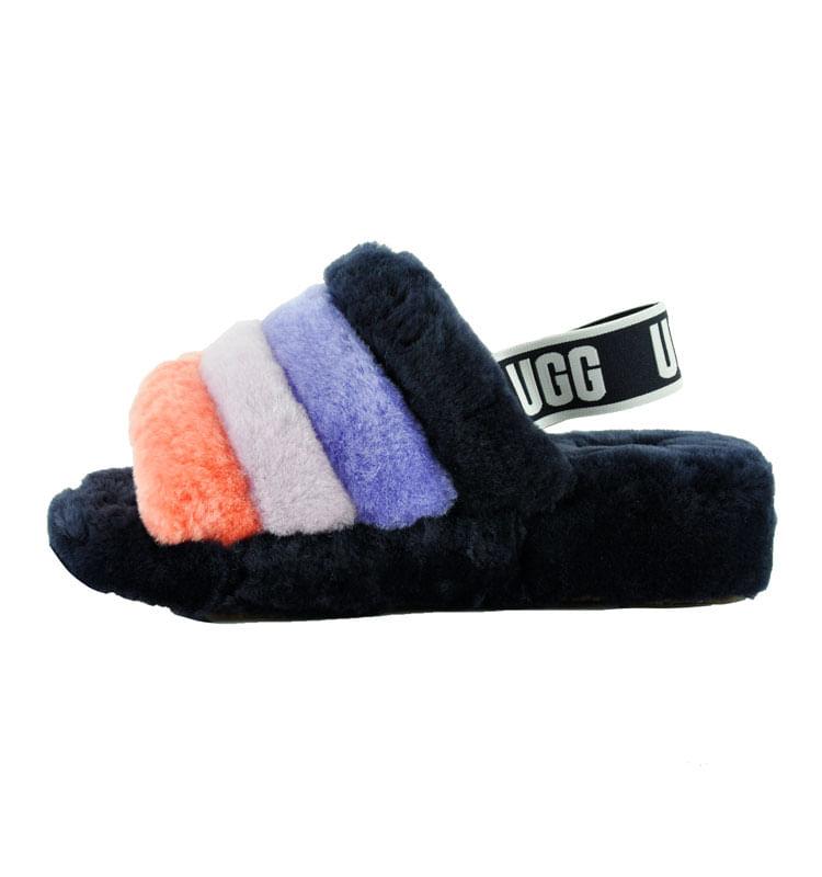 Fluff-Yeah-Shearling-Flat-Sandal-10-Multi-3