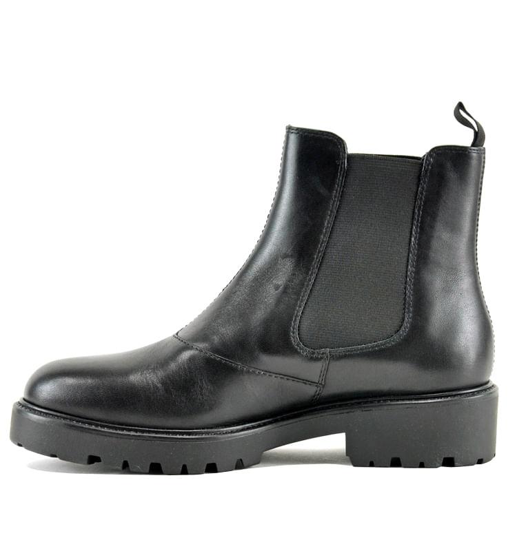 Kenova-Leather-Lug-Sole-Bootie-36-Black-3
