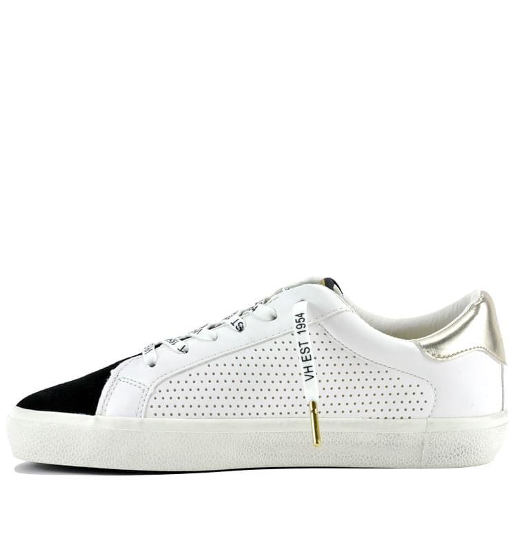 Gadol-Perforated-Star-Sneaker-5-5-Black-3
