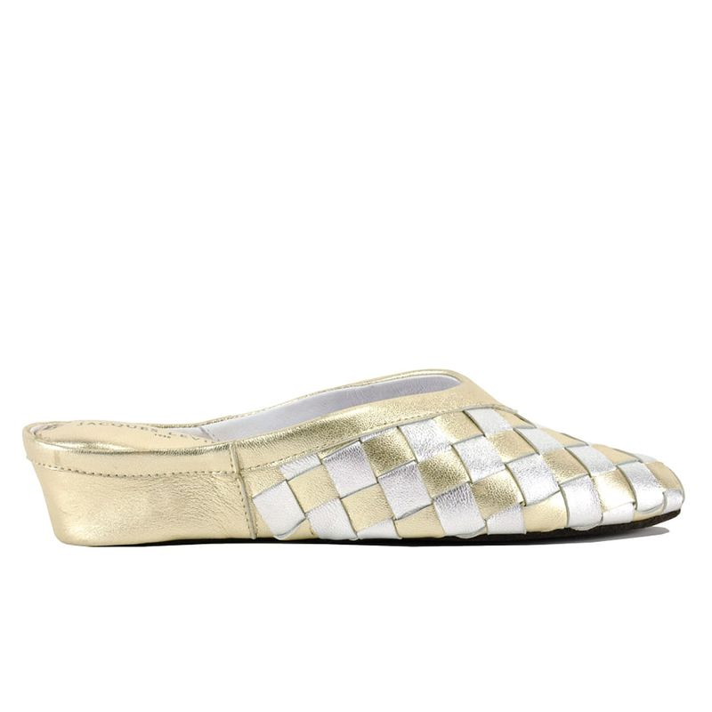 Jacques-Levine-4640-Woven-Gold-Silver---2